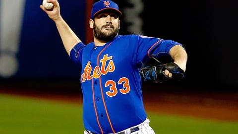 Mets SP Matt Harvey