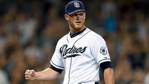 San Diego Padres: 1. Back-end relief