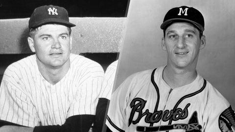 1958 MLB: Turley (5), Spahn (4), Burdette (3), Friend (3)