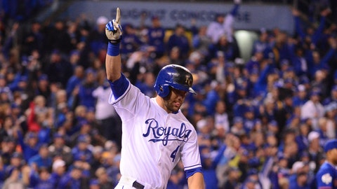 The year of the Royals was just getting started