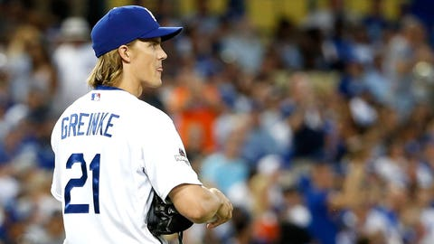 Los Angeles Dodgers: 1. Right-handed starter