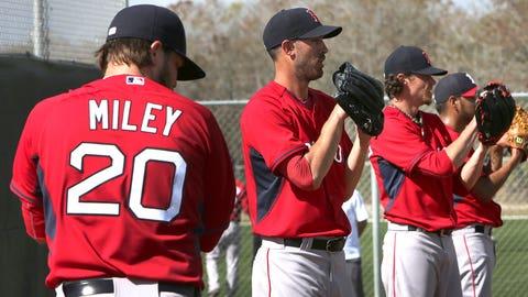 Make Greinke a priority: Red Sox