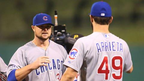 Make Greinke a priority: Cubs