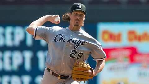 Samardzija bounces back