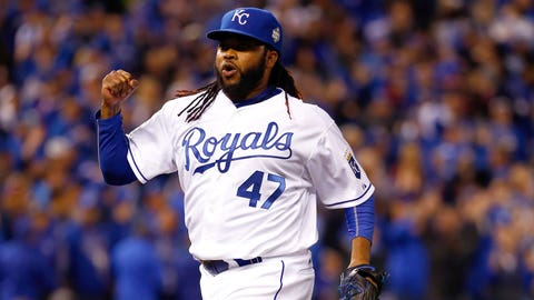 Fallback options: Free agent Johnny Cueto