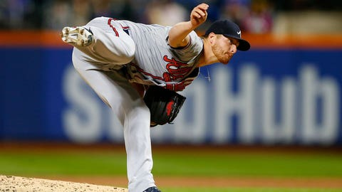 Fallback options: Braves' Shelby Miller