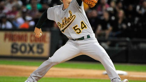 Fallback options: A's Sonny Gray