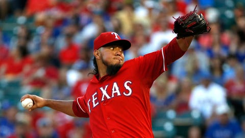 Fallback options: Free agent Yovani Gallardo