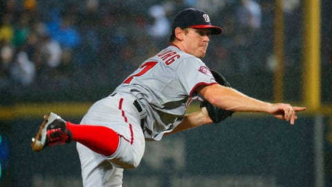 Fallback options: Nationals' Stephen Strasburg