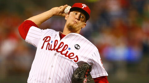 Reinvigorated bullpen with Giles in tow