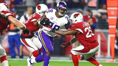 PHOTOS: Vikings at Cardinals