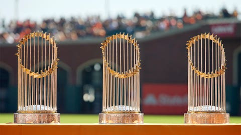 Losers: San Francisco Giants