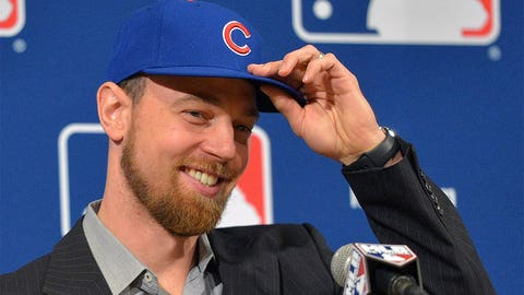 Winners: Chicago Cubs