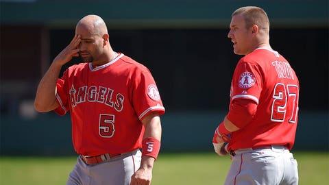 Losers: Los Angeles Angels