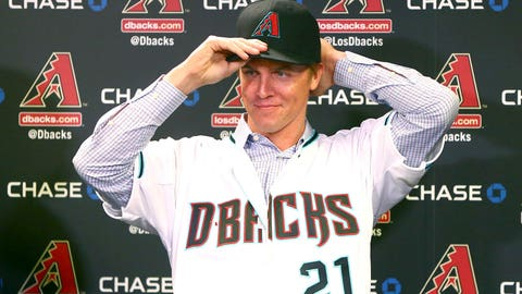 Greinke wins the NL Cy Young