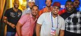 Puig, Abreu, Pena return to Cuba on historic MLB mission
