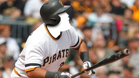 Missing piece: Pirates 1B