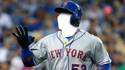 Missing piece: Mets OF