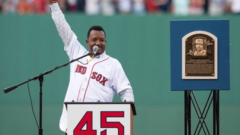 Pedro Martinez -- No. 45