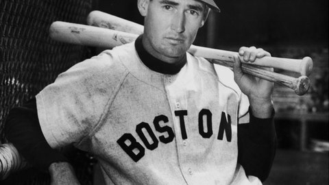 Ted Williams -- No. 9