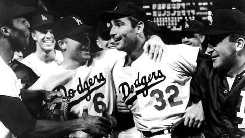Sept. 9, 1965: Perfect game
