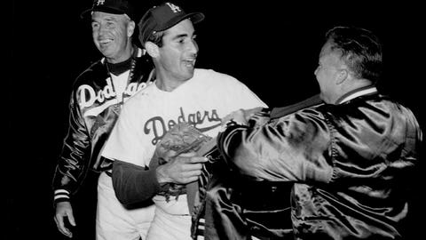 May 11, 1963: No-hitter #2