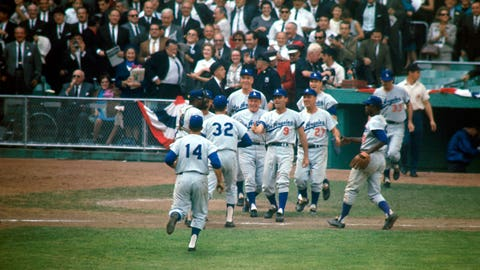 Oct. 2, 1963: World Series Game 1