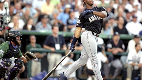 1. Will Ken Griffey Jr. set the record for highest voting percentage?