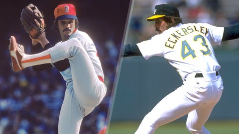 Dennis Eckersley: Red Sox or A's?