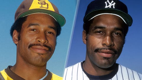 Dave Winfield: Padres or Yankees?