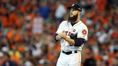 Houston Astros: Don't burn out Dallas Keuchel