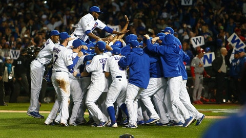 Chicago Cubs: Embrace the larger target