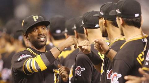 Pittsburgh Pirates: Make it past first round of playoffs