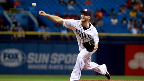 Tampa Bay Rays: Don't overtax the bullpen