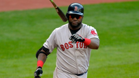 Boston Red Sox: Give David Ortiz a proper sendoff