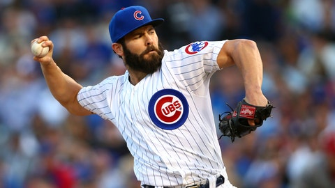 Jake Arrieta, SP, Cubs
