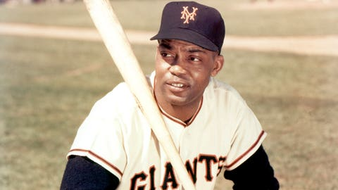 Monte Irvin, MLB player, Feb. 25, 1919-Jan. 11, 2016