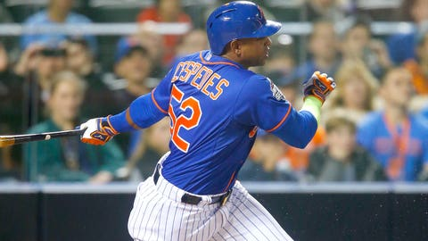 Why the Mets need Yoenis Cespedes