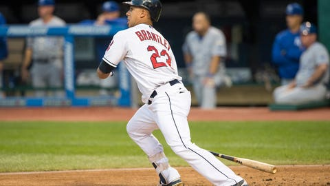 Why the Indians need Yoenis Cespedes