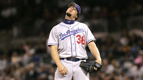 Eric Gagne vs. Los Angeles Dodgers (2004)