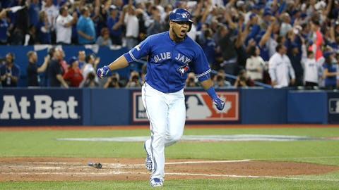 Absolutely no chance: Edwin Encarnacion, Blue Jays