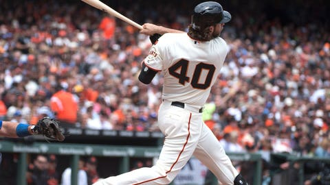 Not every pitcher is Madison Bumgarner