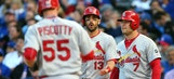 St. Louis Cardinals projected lineup for 2016