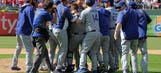 National Hug Day evokes bad memories for Dodgers' A.J. Ellis