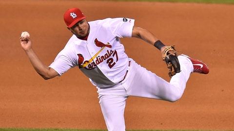 Jhonny Peralta: Shortstop