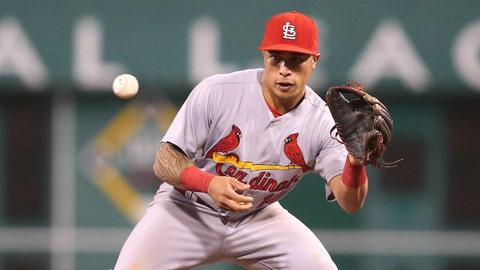 Kolten Wong: Second base
