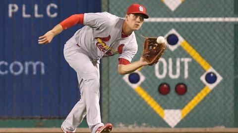Stephen Piscotty: Right field