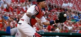Report: Minus cast, Yadier Molina hopes to be ready for Opening Day