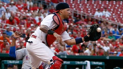 Yadier Molina: Catcher