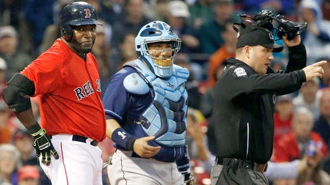 Are David Ortiz and David Price working to become BFFs?
